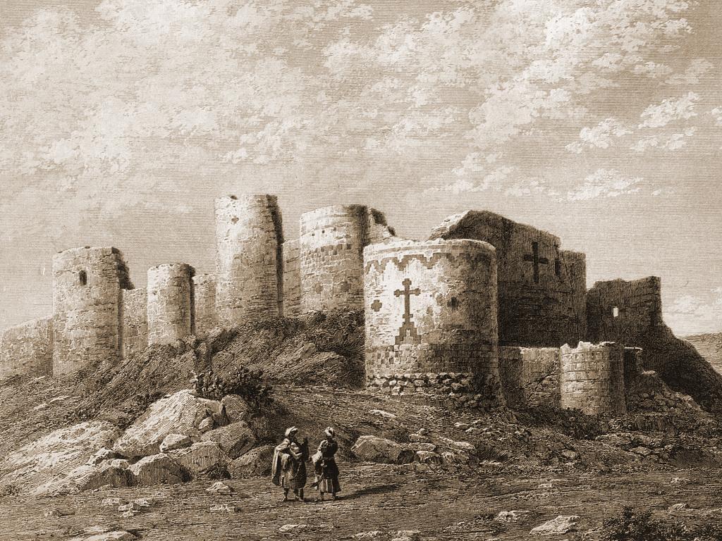 196c3eda61 Armenian Architecture - VirtualANI - Ani s rediscovery during the ...